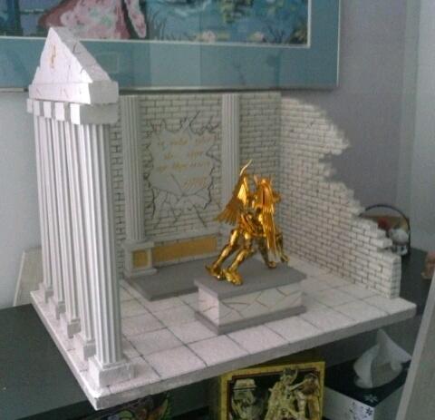 Temple du Sagittaire - 1