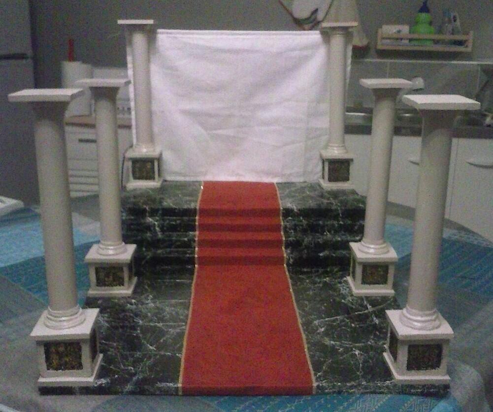 Salle du Grand Pope