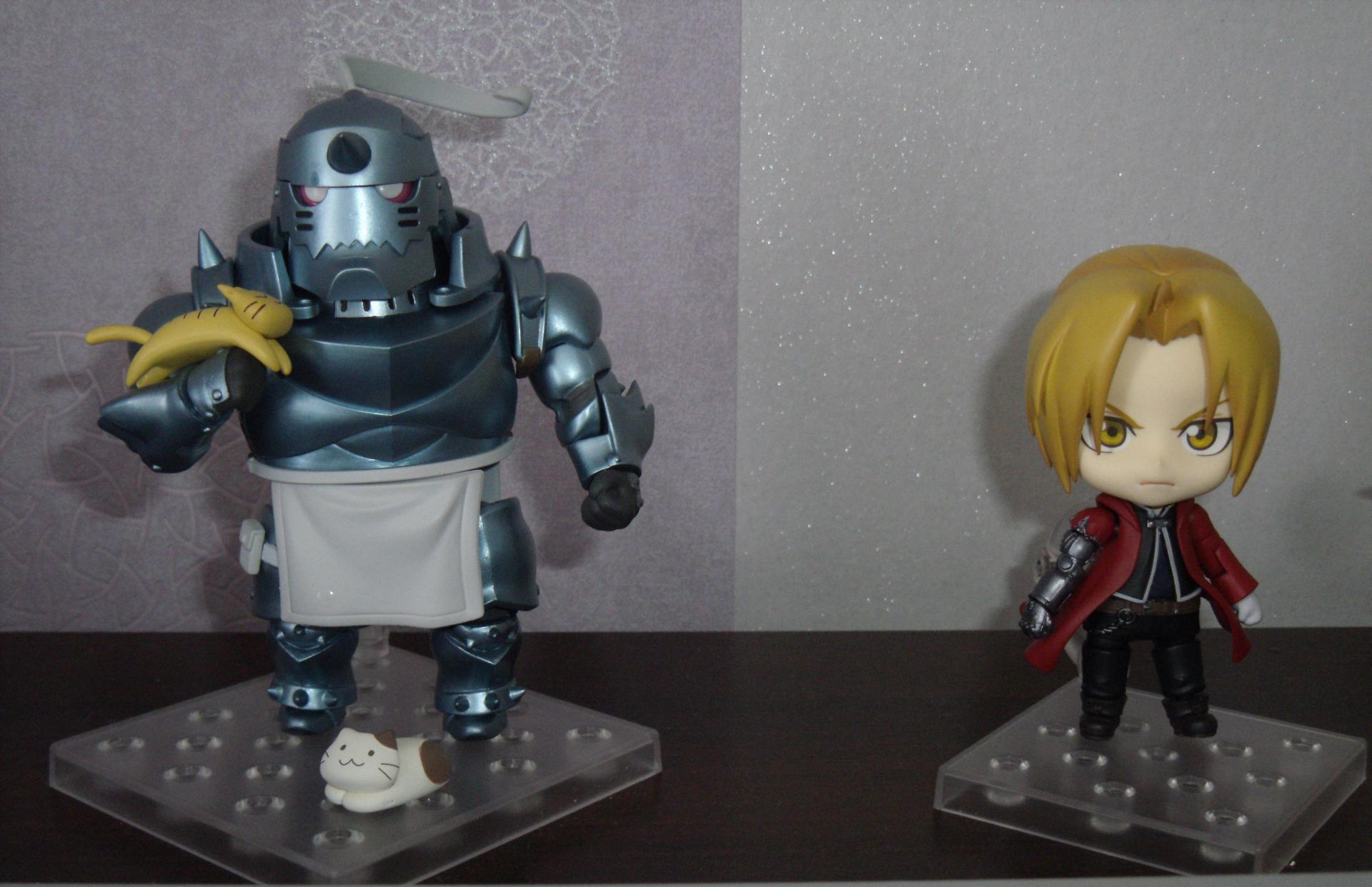 Nendoroid Edward et Alphonse ELRIC