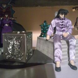 MC Shun-Hades et APPENDIX PAINT DRAGON