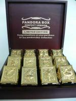 Coffret pandora box gold saint perfect version