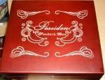 Pandora box marinas et poseidon